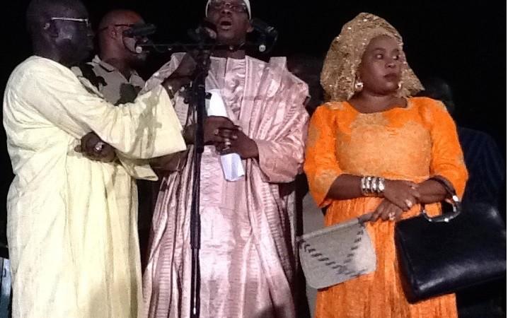 Louga : le Maire Moustapha Diop mobilise les femmes et verse dans la polémique