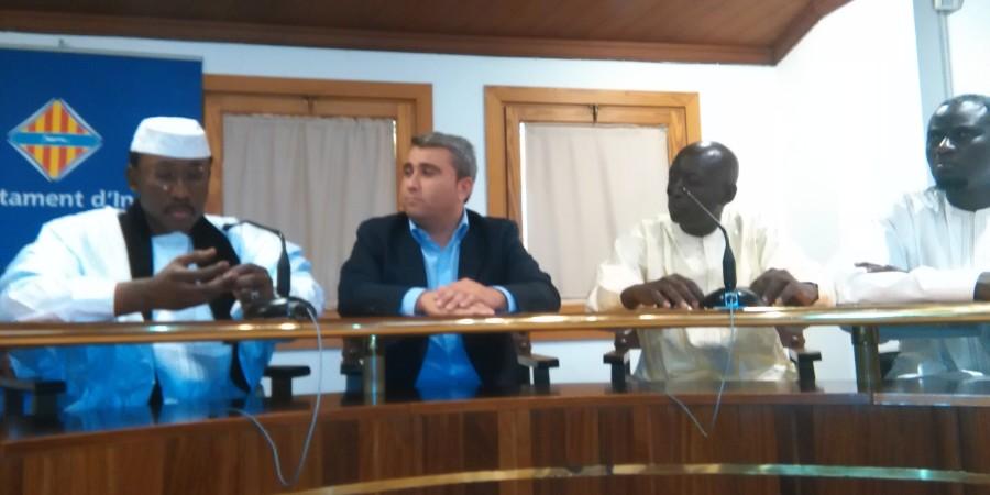 Espagne : Serigne Mame Mor Mbacké, le khalife de Serigne Mourtada, en visite officielle
