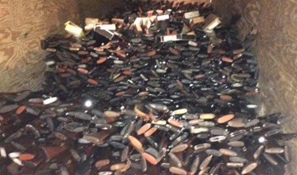 Caroline du Nord  Un homme arrêté avec près de 10.000 armes volées trouvées dans sa maison