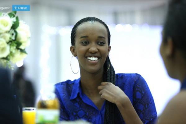 Ange kagame (Rwanda)