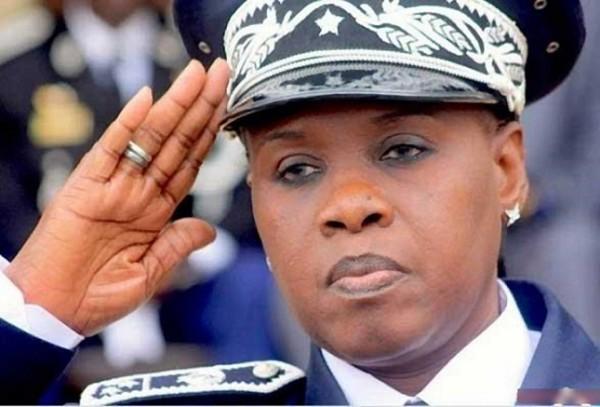Anna Sémou Diouf, l'ancienne patronne de la Police nationale nommée Ambassadeur du Sénégal en Guinée