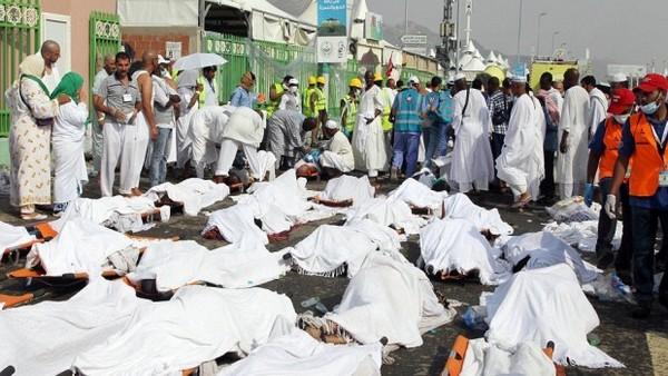 Pèlerinage 2015, le bilan macabre passe à 61 morts, 750 pèlerins toujours bloqués en Arabie Saoudite