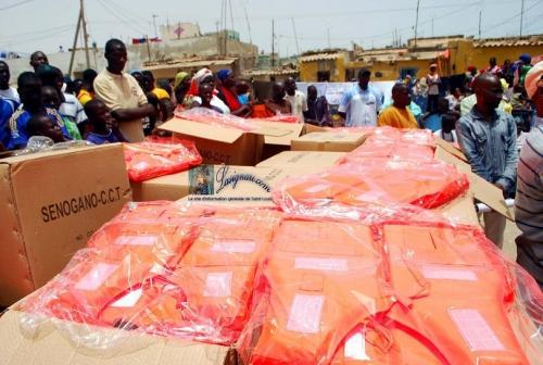 Pour la sécurité des pêcheurs en mer  L'arrivée de 20 000 gilets de sauvetage annoncée par le ministre de la pêche