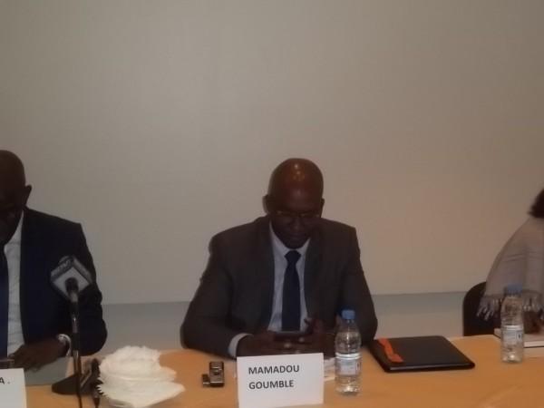 Mamadou Goumblé DG Wartsila