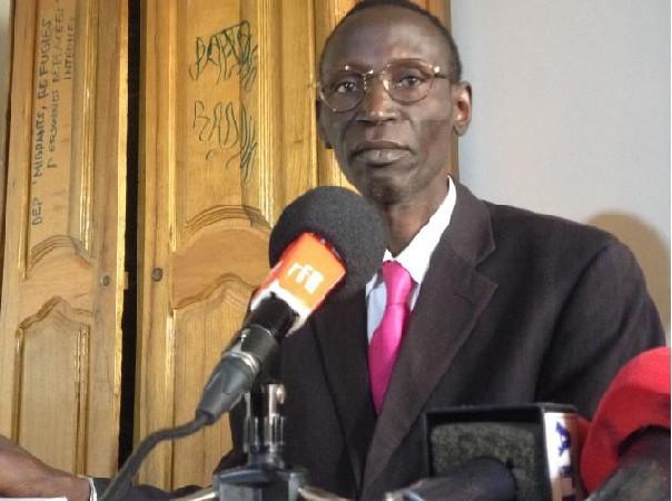 Aboubacry Mbodji, secrétaire général de la Raddho est décédé ce jeudi à Paris