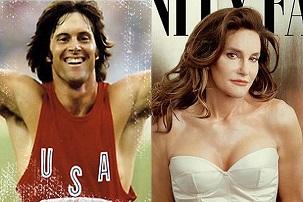 Bruce Jenner to Caitlyn Jenner