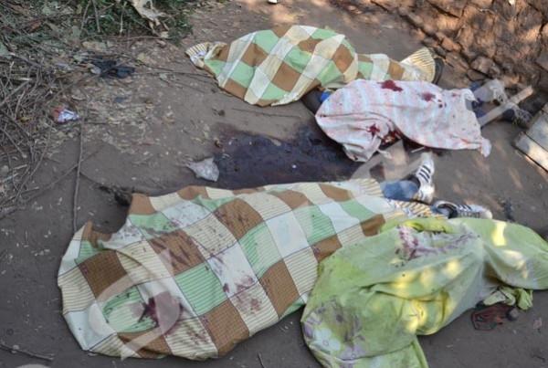 Quinze corps sans vie de présumés migrants clandestins découverts près de Rafah, en Egypte