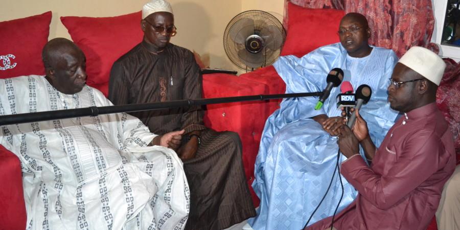 Solidarité de Macky aux familles des victimes de Mouna: 2 millions FCFA offerts
