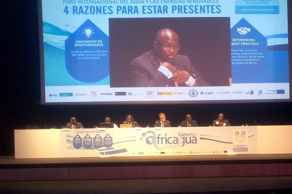Espagne/ Africagua 2015 : Un franc succès de l'avis des participants, le Sénégal a aussi étalé ses atouts et perspectives