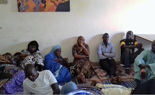 Grève de la faim : Ils reçoivent la visite des autorités, mais les ex-agents persistent et signent