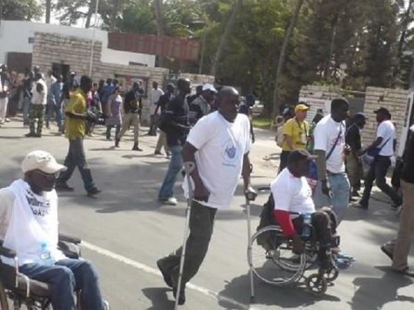 FSAPH dénonce les rafles de personnes vivant avec un handicap et menace de saisir les juridictions