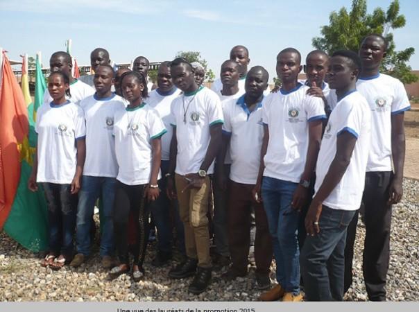 Espace CEDEAO    La promotion 2015 de jeunes reçoit ses attestations à Ziniare