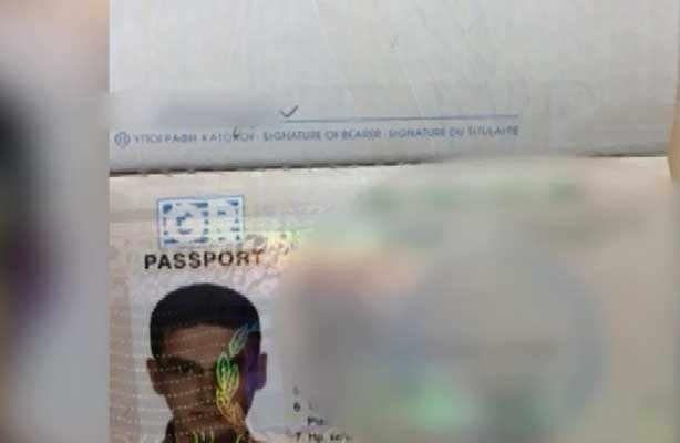 5 Syriens en détention au Honduras Ils se dirigeaient vers des États-Unis avec des passeports volés