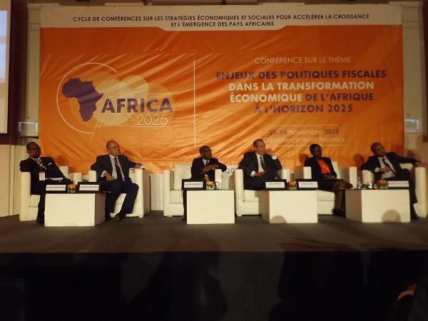 Transformation économique et Développement humain  « L'Afrique doit faire confiance à l'expertise africaine»