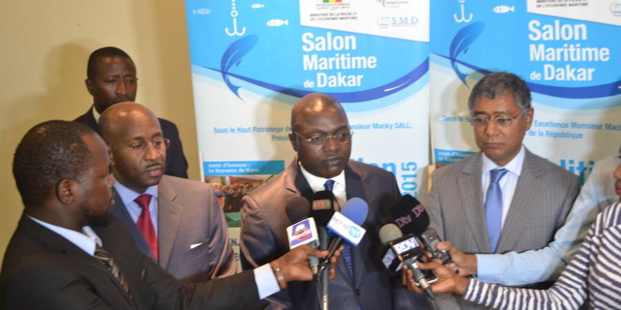 Salon Maritime de Dakar:   Un rendez-vous  de la Pêche mondiale