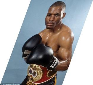 Bernard Hopkins, 50, elite middleweight and light heavyweight boxer