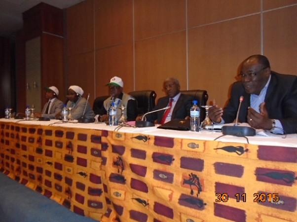 Burkina Faso La CEDEAO salue le caractère pacifique des élections législatives et présidentielle 2015