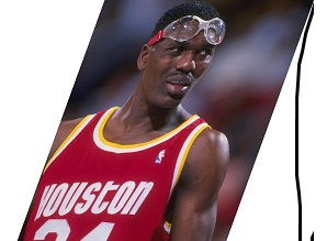 Hakeem Olajuwon, 52, Hall of Fame NBA center