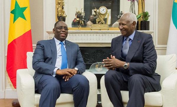 De quoi désarçonner les socialistes : l'ancien président Abdou Diouf ''vote'' Macky