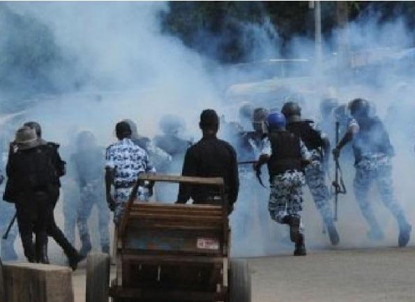 Guinée : vive tension suite à la crise socio-politique, les manifestations toujours persistantes
