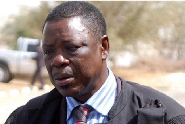Justice Me Sèye l'avocat de Thione très remontée contre certaines lenteurs préjudiciables