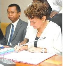 Mme Louise CORD, Directrice des Opérations BM