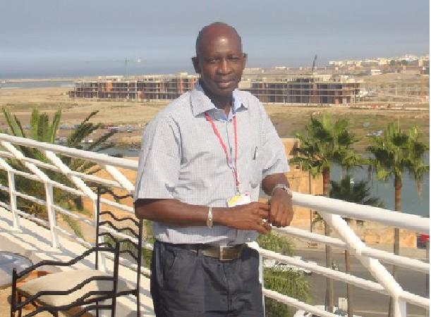 La Presse en deuil  Notre confrère Adama Mbodj du ''Soleil'' s'est éteint hier