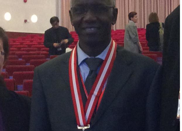 Le Sénégal distingué à la Conférence générale des Instituts Confucius, le Recteur de l'UCAD honoré par la Chine
