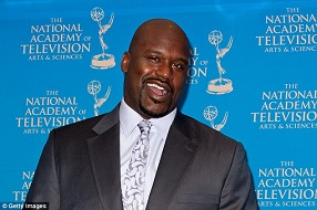 Shaquille O'Neal, 43, NBA icon, champion and Olympic gold medalist