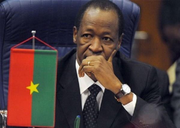 Burkina reprise ce lundi du procès de l'ancien président Blaise Compaoré et de ses co-accusés