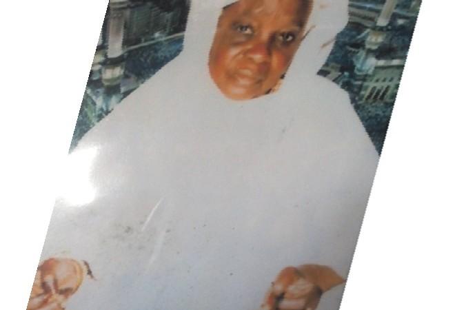 Adjia Safietou Samb dite Mame Ndeye, un an déjà !