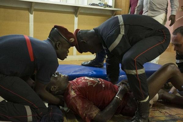 Attaque terroriste à Ouaga : L'hôtel libéré, un bilan provisoire d'au moins vingt morts
