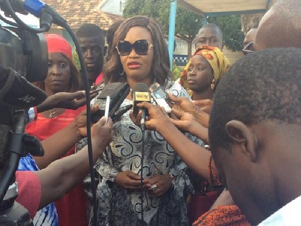 Erection de Keur Massar en département, pour qu'elle puisse prendre son envol, c'est la conviction de Mme Fatou Tambédou