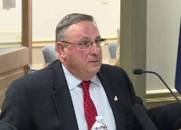 Le gouverneur de Maine aux  propriétaires d'armes: « Chargez, débarrassez-vous des trafiquants de drogue ! »