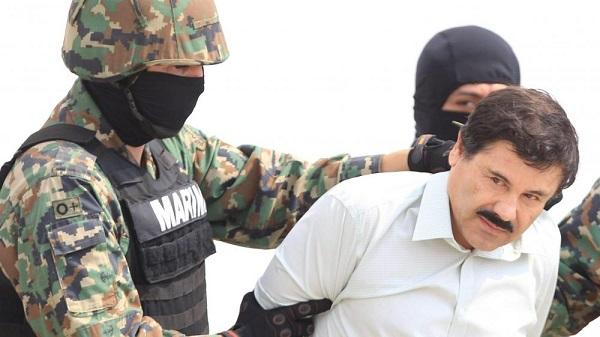 Fin de cavale ce vendredi de Joaquin «El Chapo» Guzman le baron mexicain de la drogue