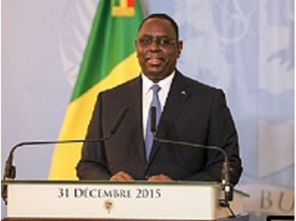 Indépendance-An 56  Le président Macky appelle à la vigilance et rassure face aux menaces