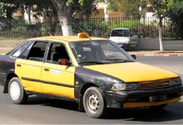 Manifestation : les taximen expriment leur ras-le-bol,  indexent l'Etat et menacent