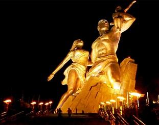 monument de la renaisance africaine
