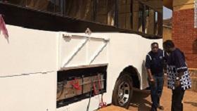 Bus solaire Ouganda  le premier en Afrique