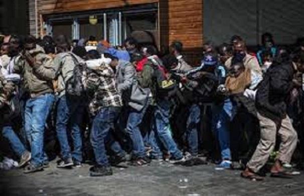 Crise et migration Issus de 10 zones de conflit et concentrés dans 15 pays d'accueil, 65 millions d'individus listés