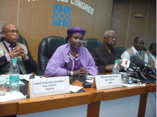 La CEDEAO loue le caractère pacifique des élections législatives et de la présidentielle au Niger