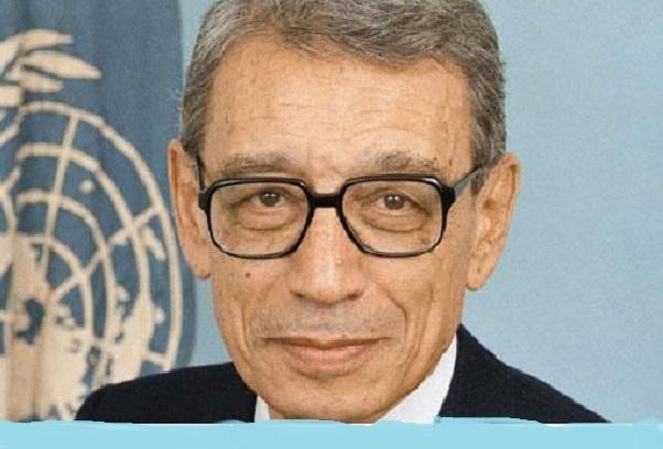 L'ancien S.G de l'ONU Boutros Boutros-Ghali est décédé à l'âge 93 ans,  quelques faits marquants de sa vie