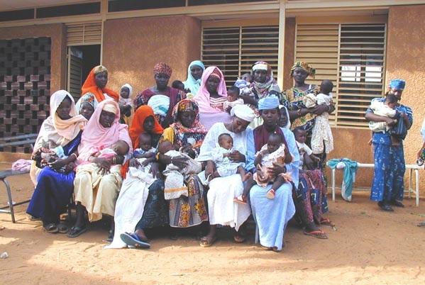 Taux de fécondité : L'Afrique centrale et de l'Ouest, championne et vice-championne du monde, le Sénégal pas dans le Top 10