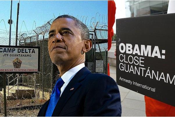 Prison de Guantanamo Moins d'un an au président Obama pour effacer cette tâche