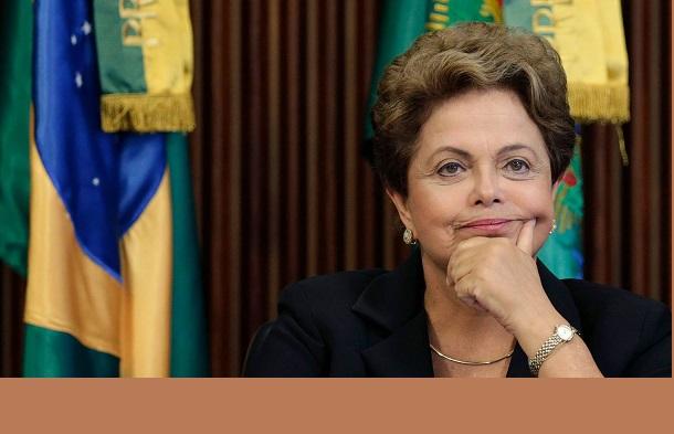 Brésil Dilma Roussef  Le début de la fin ?