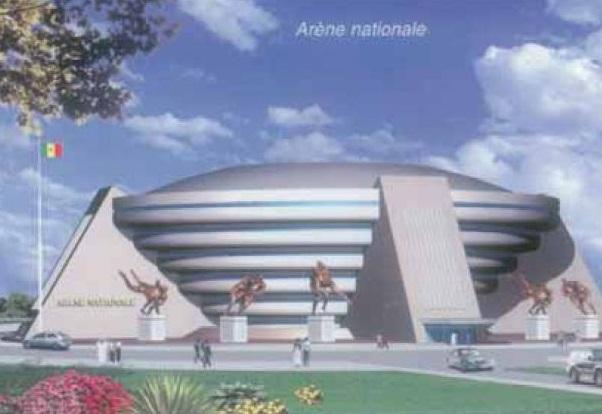 Lutte/Arène nationale  Macky pose la première pierre d'un joyau de 32 milliards FCFA et terrasse les incertitudes