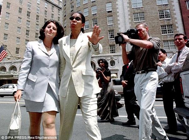 Scandale à la Maison Blanche Monica Lewinsky explique comment elle a frôlé le suicide