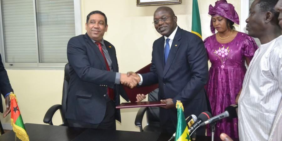 Coopération en matière de pêche : Un nouveau protocole signé entre le Sénégal et la Guinée Bissau