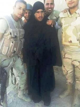 djihadiste arrete en egypte