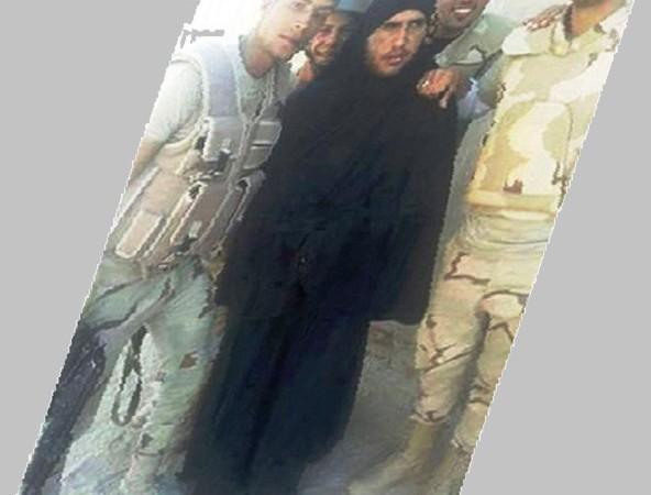 Sinaï Un combattant de l'Etat Islamique, déguisé en femme, capturé par l'armée égyptienne